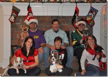 Family Chirstmas