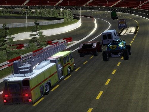 Juegos de Camiones Truck Racer 3