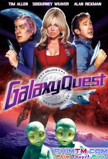 Cuộc Truy Tìm Trên Thiên Hà - Galaxy Quest Tập HD 1080p Full