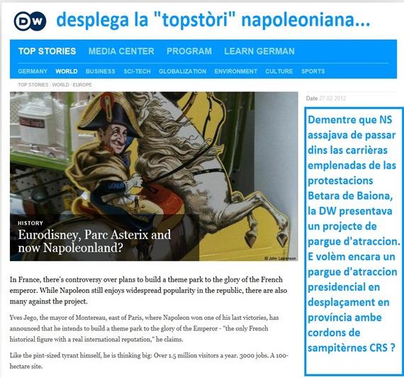NapoleonLand DW-