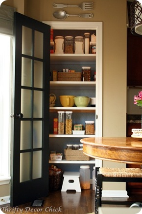 pantry redo 