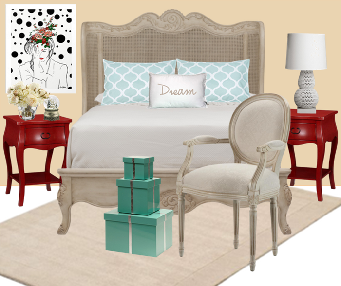 quarto-com-decoração-clássica