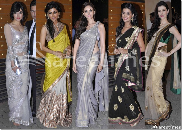 Sarees_Filmfare_Awards_2013(3)