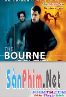 Hồ Sơ Điệp Viên Bourne - The Bourne Identity Tập 1080p Full HD
