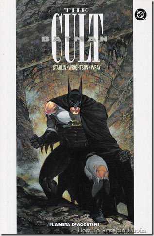 2011-10-12 - Batman - The cult