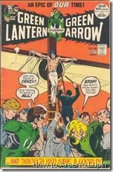P00012 - Green Lantern-Green Arrow