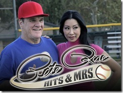 PETE ROSE: HIT & MRS.