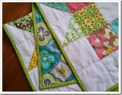 Moda Love quilt 3