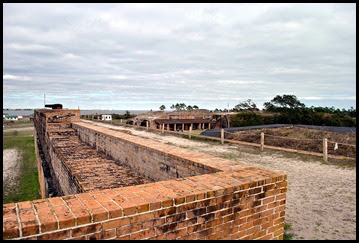 Fort Pickens - Touring the Fort