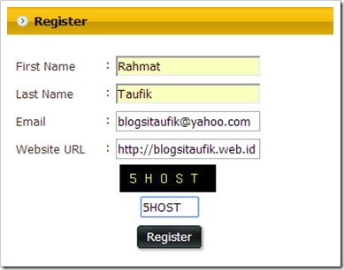 Form Register Anzian