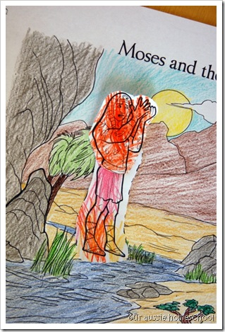 SOTW: Moses ~ Our Aussie Homeschool