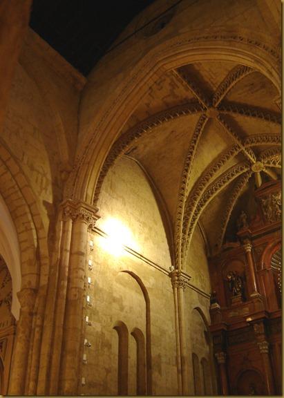 Cordoba San Miguel capilla mayor