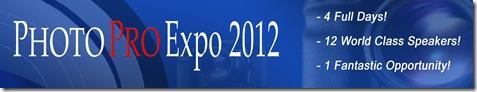 PhotoProExpo 2012