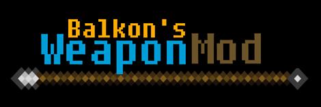 Balkon's-WeaponMod