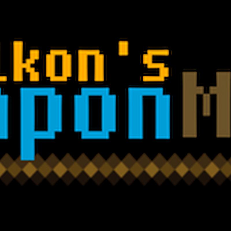 Minecraft 1.5.1 - Balkon's Weapon Mod