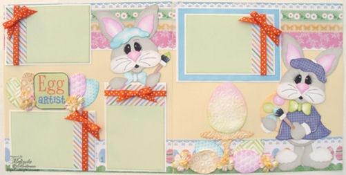 egg artist 500