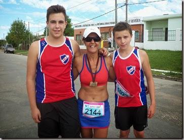 Maritza Nacho Torres y Santiago Pereiro