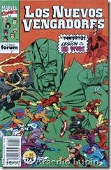 P00058 - Los Nuevos Vengadores #58