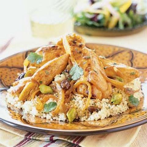 Lamb Tagine With Garlic, Honey And Raisins Recipes — Dishmaps