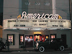The American Theater: How about holding your reception in an Art Deco theater? Talk about glamorous!