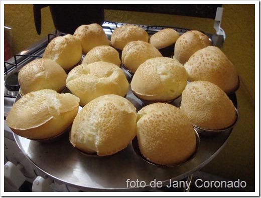 Pão de Queijo da Jany Coronado