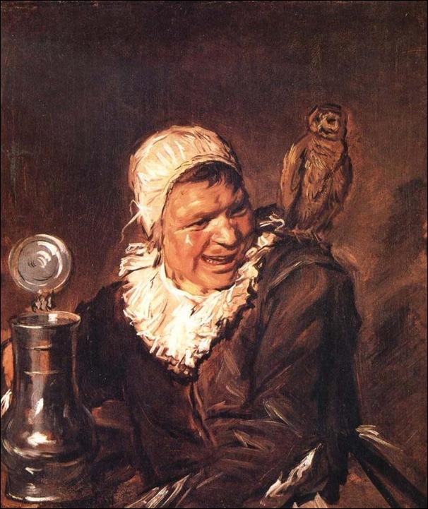 Frans Hals, Vieille femme