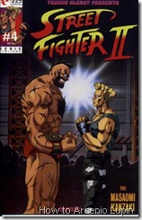 P00004 - Street Fighter II Manga #