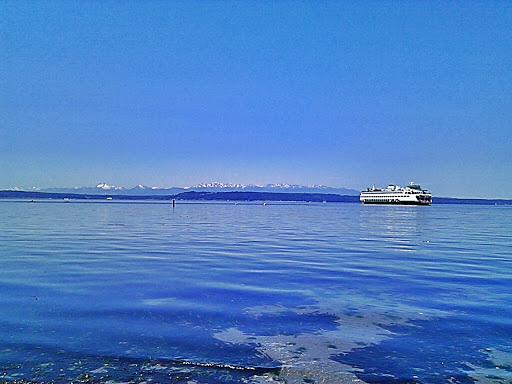 Edmonds Waterfront 7-2-2011