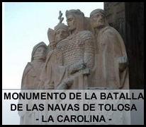 MONUMENTO DE LA BATALLA DE LAS NAVAS DE TOLOSA - La Carolina