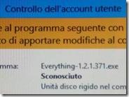 Saltare il controllo UAC su Windows senza disabilitarlo