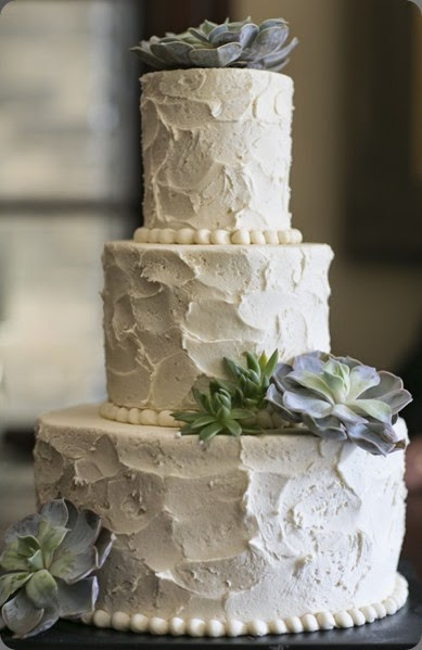 succulent exquisite design chicago and Studio Starling  Wedding-cake-with-succulents-682x1024