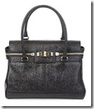 MaxMara Black Leather Bag