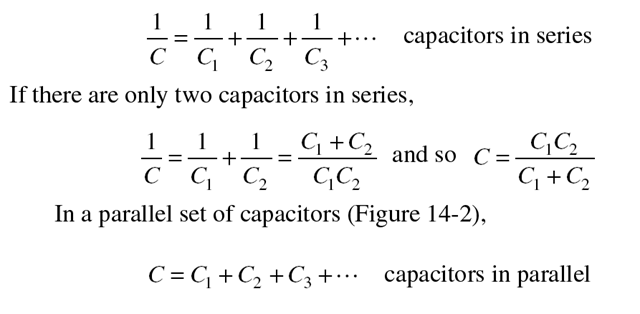 Capacitance equations 6-03-05 PM