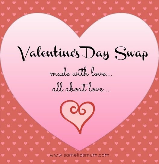 Valentine's Day Swap Logo