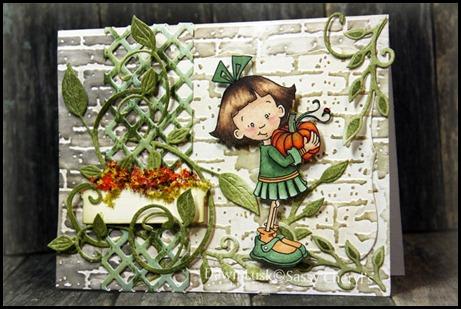Sassy Cheryl's, Sassy Sally's Fall Pumpkin, OWH #139