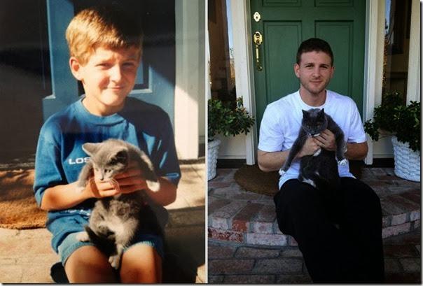 Antes e Depois de Animais de Estimação (12)