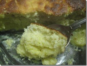 Lime Pudding