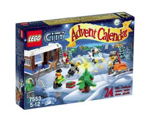 LEGO: 今年のアドベントカレンダ