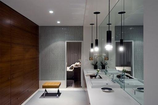 iluminacin para su cuarto de bao