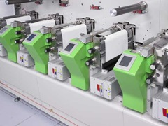 Nuova Gidue printing units