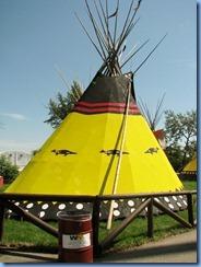 9298 Alberta Calgary - Calgary Stampede 100th Anniversary - Indian Village