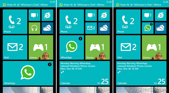 WhatsApp Tersedia untuk Windows Phone 8