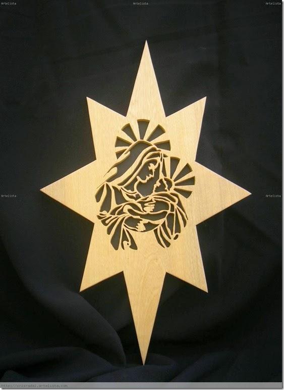 estrella maria y jesús