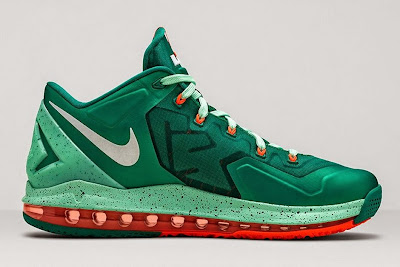 nike lebron 11 low gr biscayne 2 05 Nike LeBron 11 Low Biscayne   Different Shades of Green