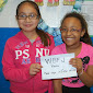 WBFJ Cicis Pizza Pledge - South Fork Elementary - Mrs. Parsons 3rd Grade Class - WS - 11-13-13