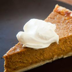 Killer Pumpkin Pie