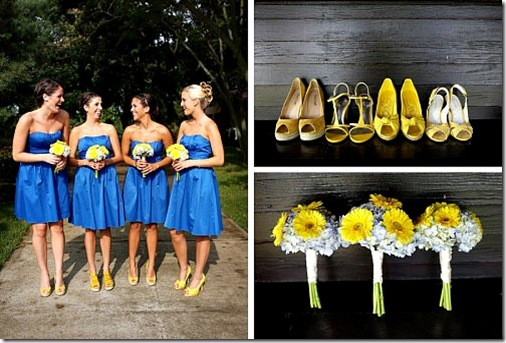 Blue-and-Yellow-Bridesmaid-Shoes