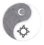 Simbolo del Yin y Yang