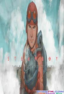 Cậu Bé Hơi Nước - Steamboy