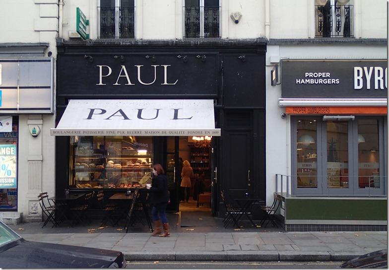 Paul's London